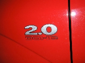 Motor Spec Decals - Many Engine Sizes, Many Colors DOHC SOHC