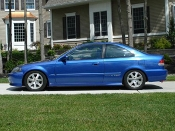 96-00 Honda Civic and Si