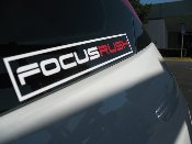 Focus Rush Decal - FocusRush.net