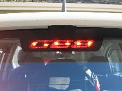 Third Brake Light Decal fits 2009-2012 Honda Fit GE8 09-12