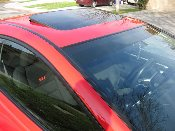 Windshield Tint Strip for the 2006-2011 Honda Civic & Si