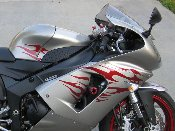 Full Tribal Graphics Kit- 2005-2006 Kawasaki Ninja ZX6R 636 ZX-6