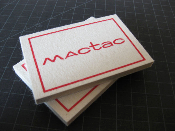 MACTAC Soft Squeegee - Vinyl Application Tool for Stripes Decals