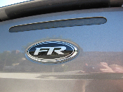 FR Emblem Decals - fits 2008-2011 Ford Focus 08-11 All