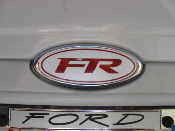 FR Emblem Decals - fits 2000-2007 Ford Focus 00-07 ALL
