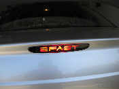 Rear Brake Light Decal fits 2003-2005 Dodge SRT-4 and Neon