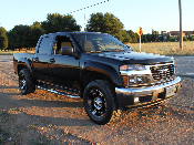The TFB Designs GMC Canyon Z71 Off Road