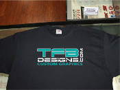 TFB Designs Shirts and Sweatshirts