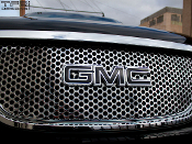 Front Emblem Decal for the 2007-2012 GMC Yukon Denali