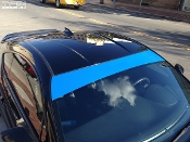 Windshield banner for the Subaru BRZ