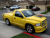 Dodge Ram & Rumble Bee
