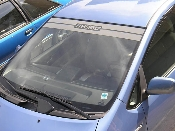 Hybrid Windshield Decal- 2004-2008 Toyota Prius 04-08 Banner