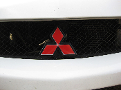Mitsubishi Emblem Decals- 2006 Evolution 9 EVO IX 06 Badges