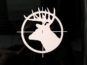 Decals for Hunters and Fishermen
