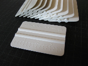 Plastic Squeegee Vinyl Application Tool for Stripes / Car Decals