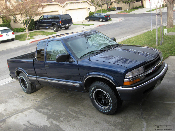 Chevy S10 and Blazer