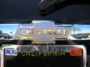 Emblem Decals with Lettering- 2005-2007 Chevy HHR Chevrolet 05