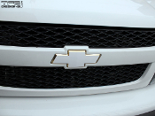 Solid Color Emblem Decals- 2005-2007 Chevrolet HHR Chevy 05-07