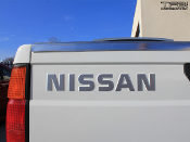 Replacement Nissan tail gate decal.
