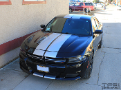 Racing Stripes for the 2015-2016 Dodge Charger