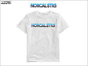 Nor Cal ST RS Club Motorsport Style T Shirt